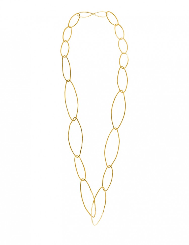 Collier CARMEN, col. gold