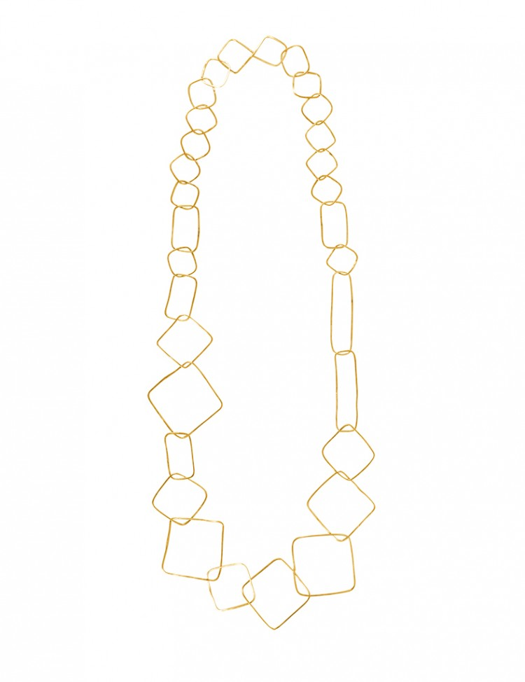 Collier TOSCA, col. gold