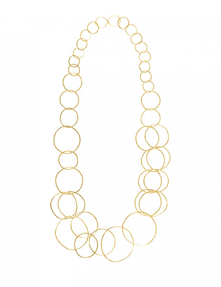 Collier TRAVIATA, col. gold