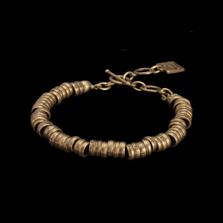 Armband FRIDA-2, col. gold