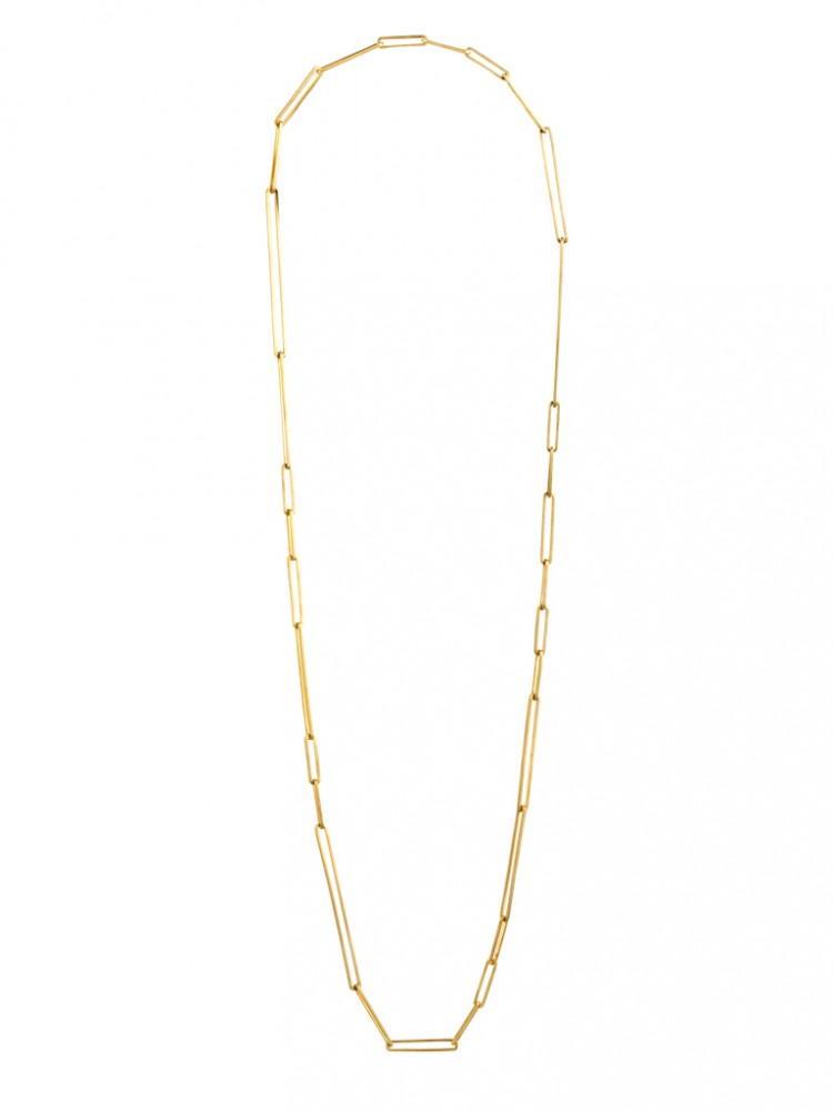 Collier N020, col. gold