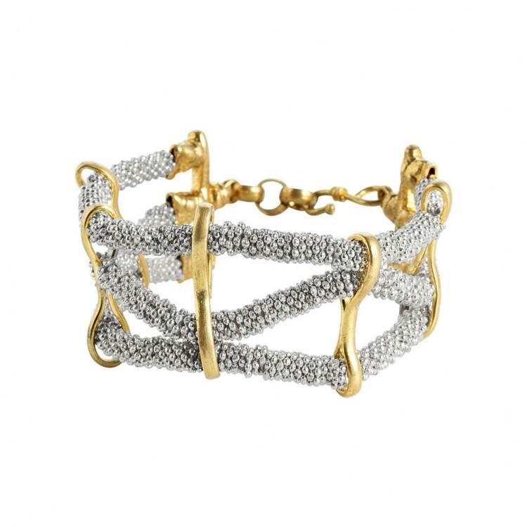 Armband ALKIRA, col. gold