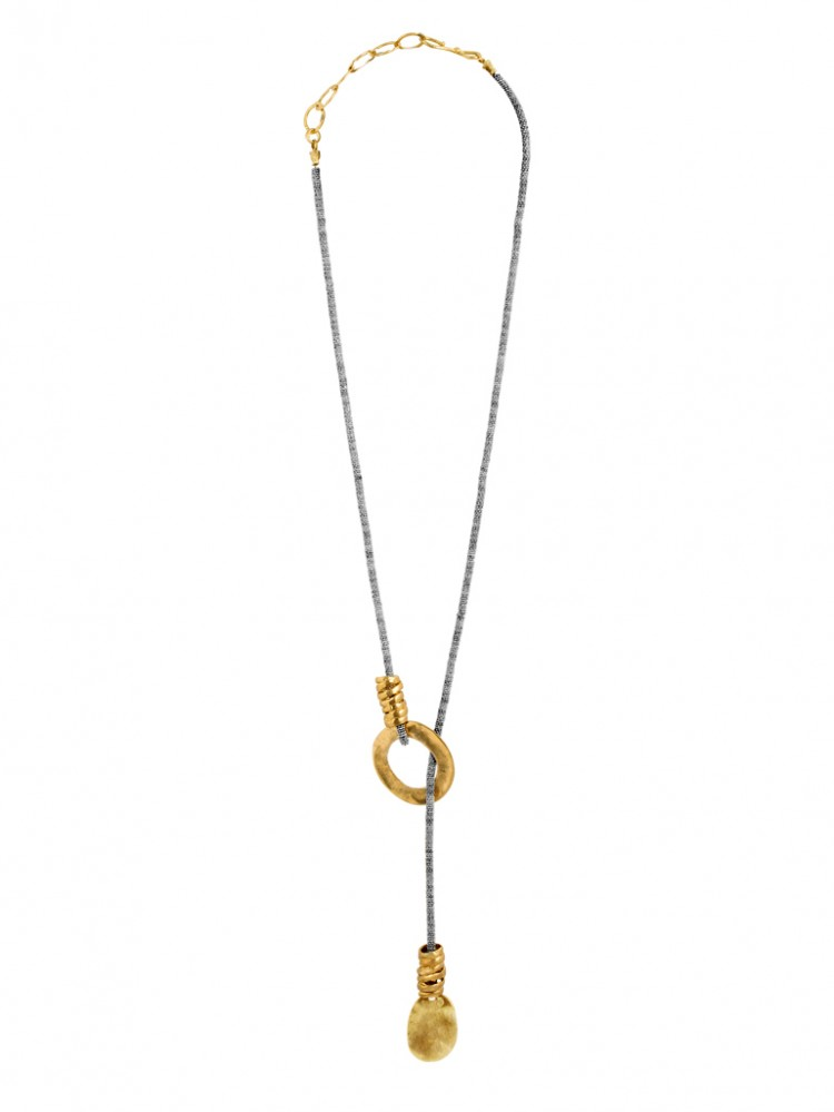 Collier ALKIRA, col. gold
