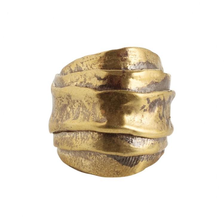 Ring ALKIRA-2, col. gold antik