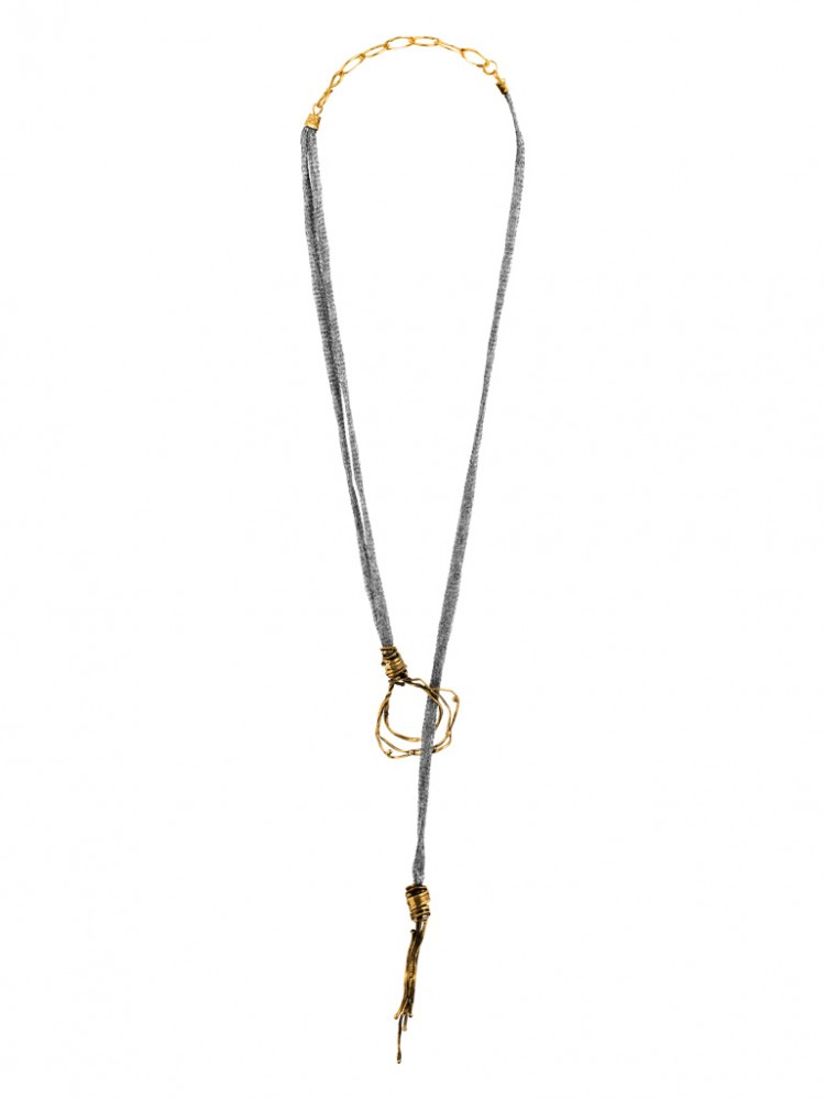 Collier ADONI, col. gold