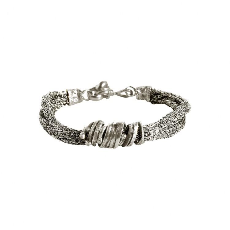 Armband ADONI-1, col. silber