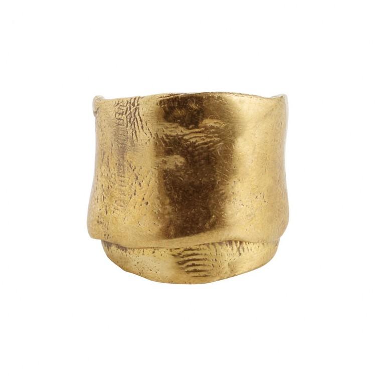 Ring NURRA, col. gold, Gr.S/M