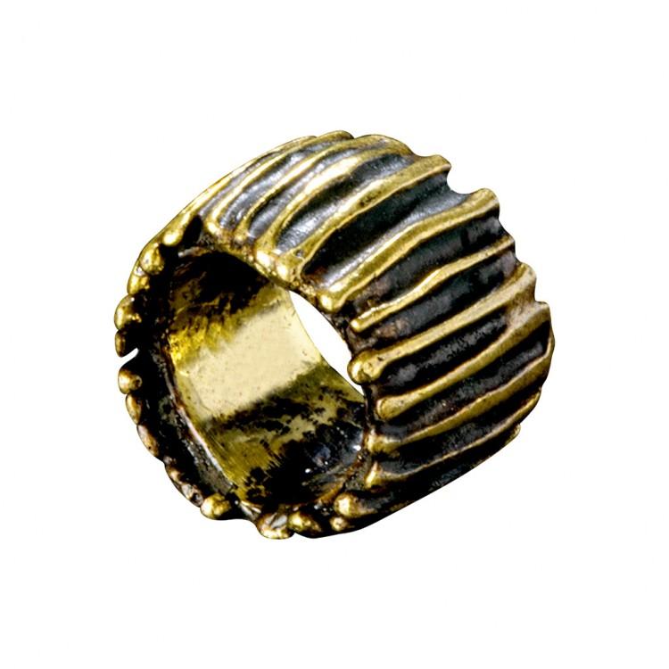 Ring COREEN, col. gold antik, Gr.M -O