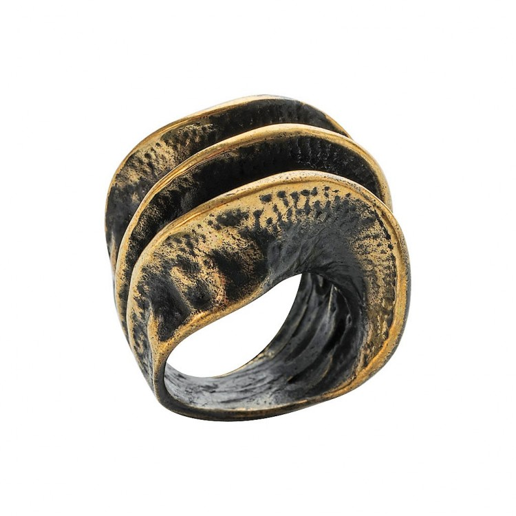 Ring PARARA, col. gold antik