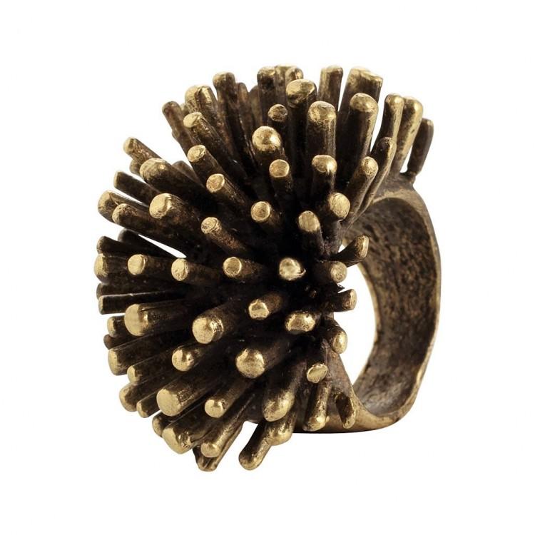 Ring PENGANA, Gr.M/L, col. gold