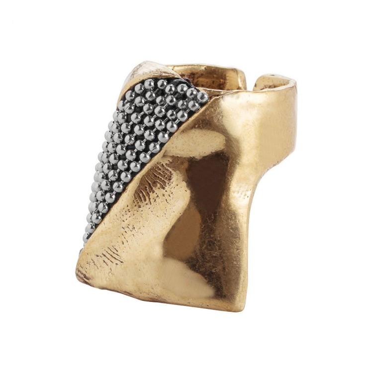 Ring JYTTE, col. gold antik