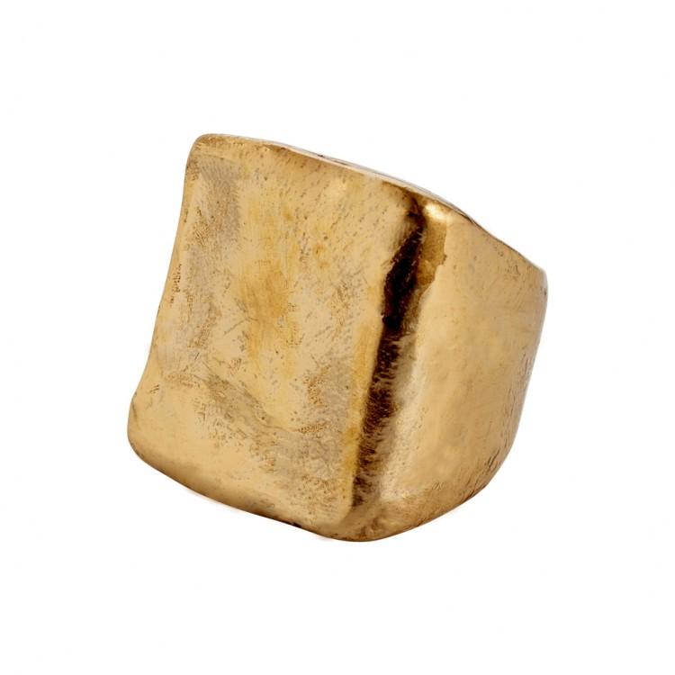 Ring LANA, col. gold antik
