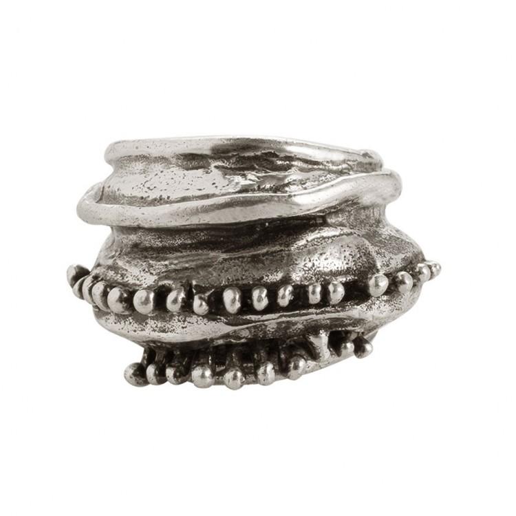 Ring NORINA, col. silber antik