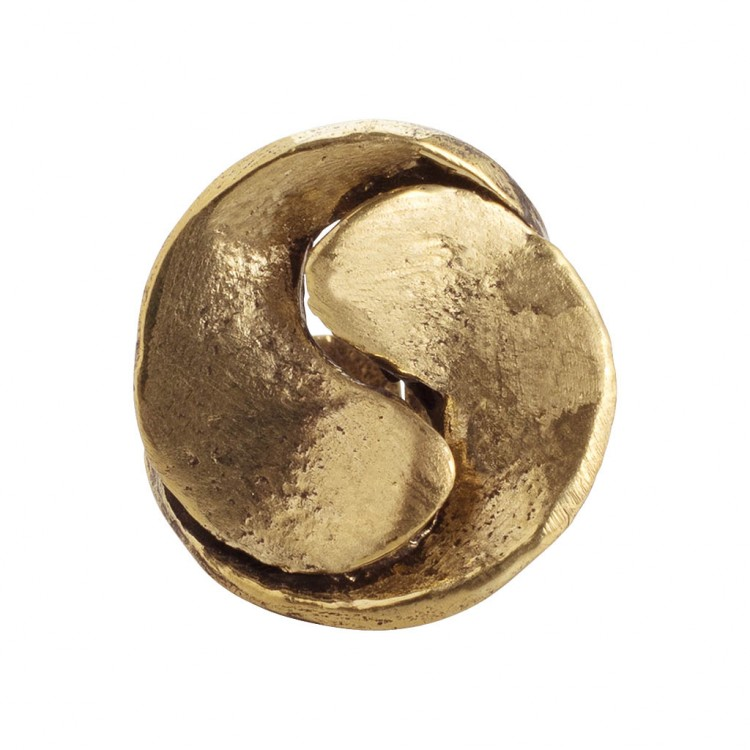 Ring HANNAH, col. gold antik
