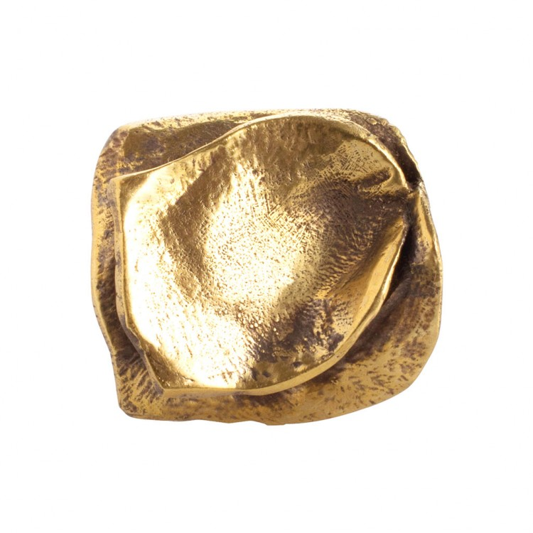 Ring HOLY, col. gold antik
