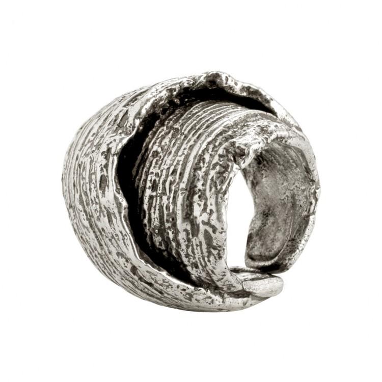 Ring SANYA, col. silber antik