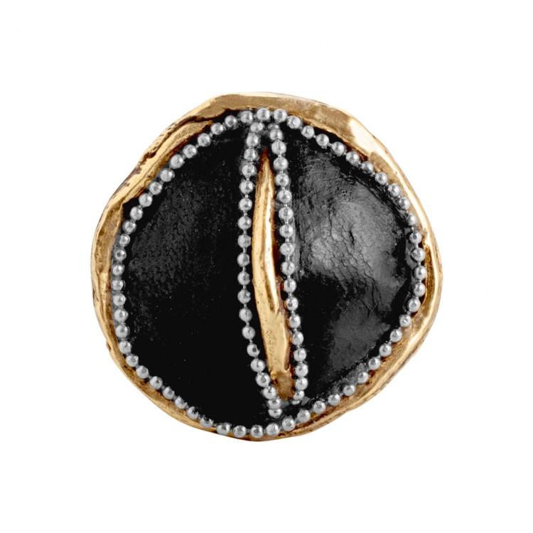 Ring LYDVINA, col. gold, Gr.M/L