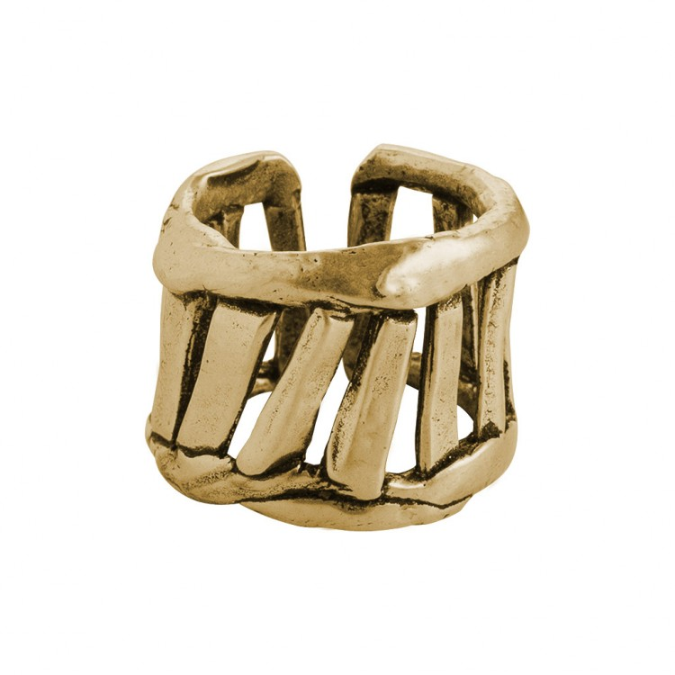 Ring PICABO, col. gold, Gr.M/L