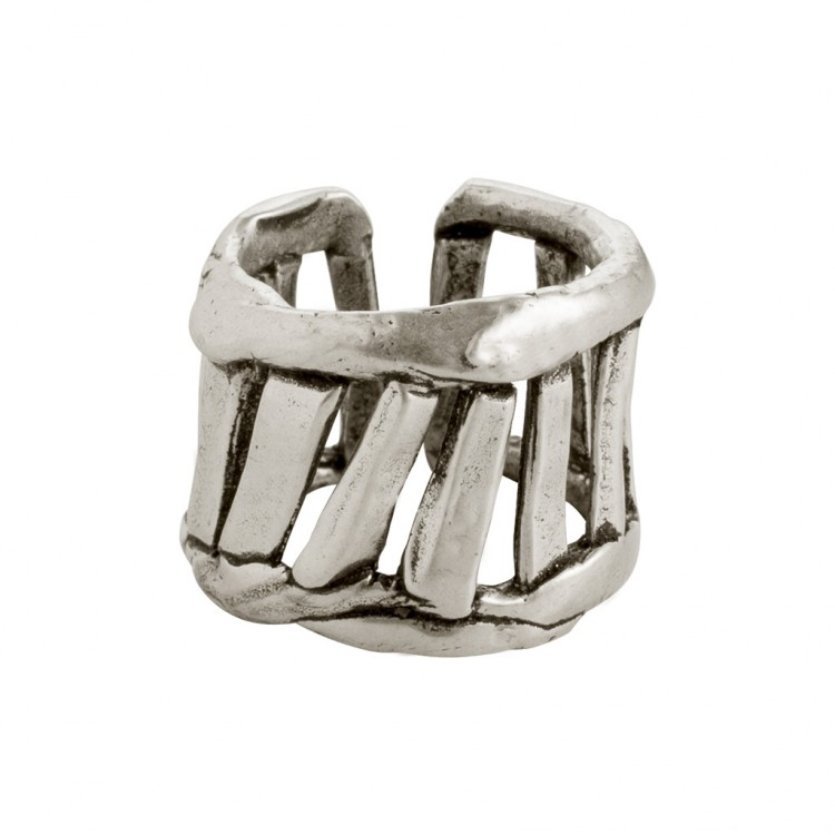Ring PICABO, col. silber, Gr.M/L