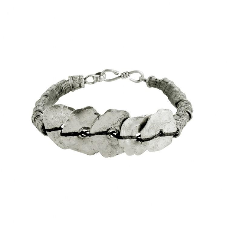 Armband UMA, col. silber
