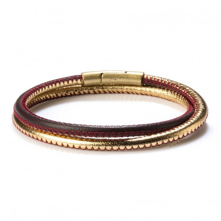 Armband AMORINI, col. Mekong/Ebony, Gr.ML