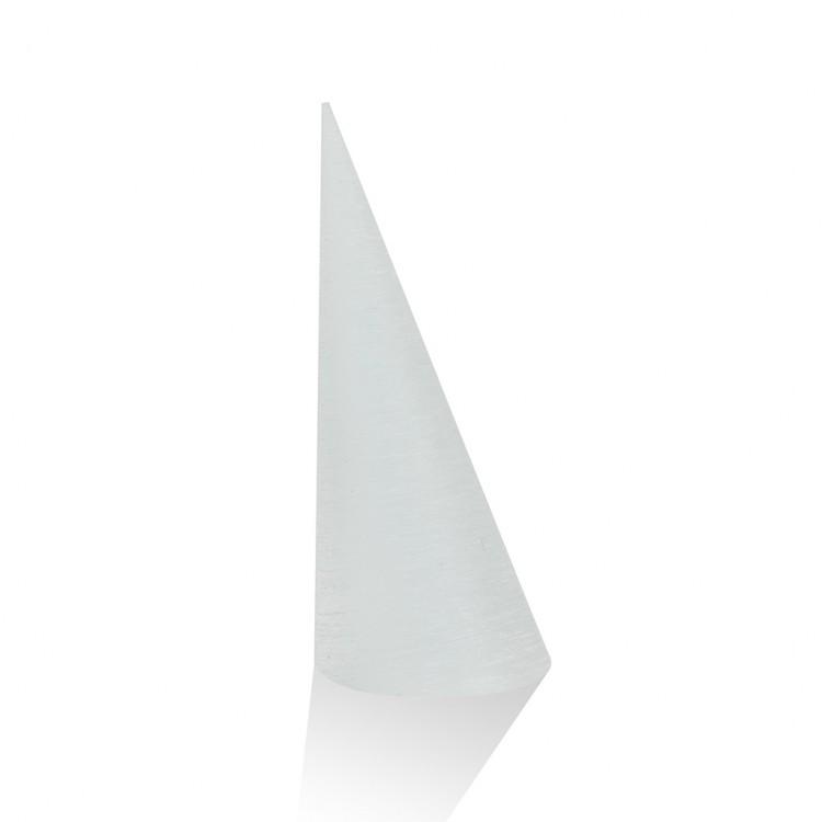 Ringkegel Plexi matt H 7.5cm