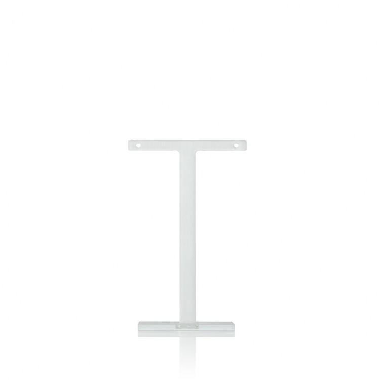 Ohrringständer Plexi matt H 10cm