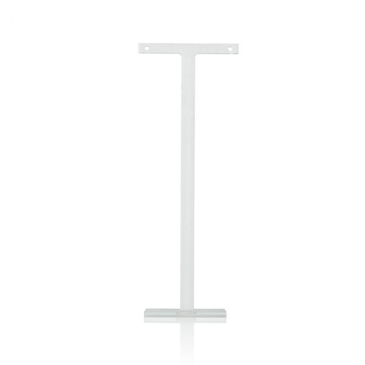 Ohrringständer Plexi matt H 15cm