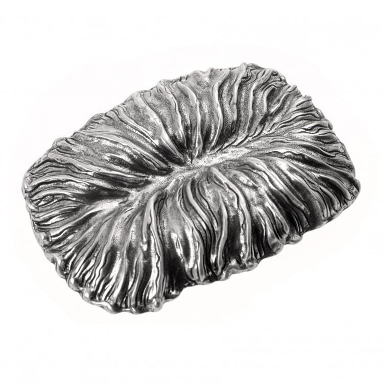 Gürtelschnalle SPUGNA, col. American Silver