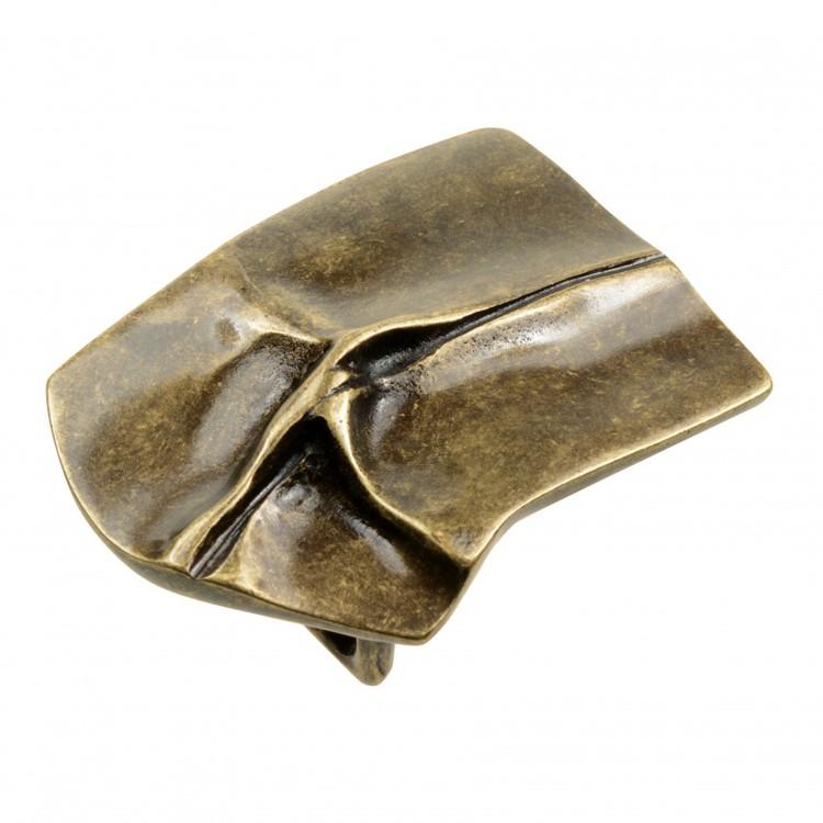 Gürtelschnalle RUGHE, col. brass
