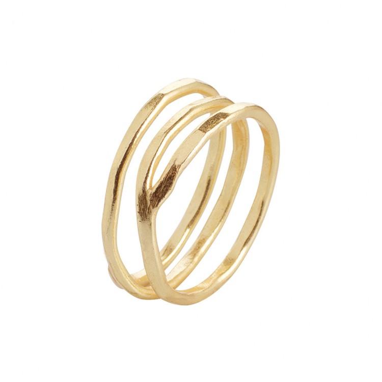 Ring NERAJ009, col. gold