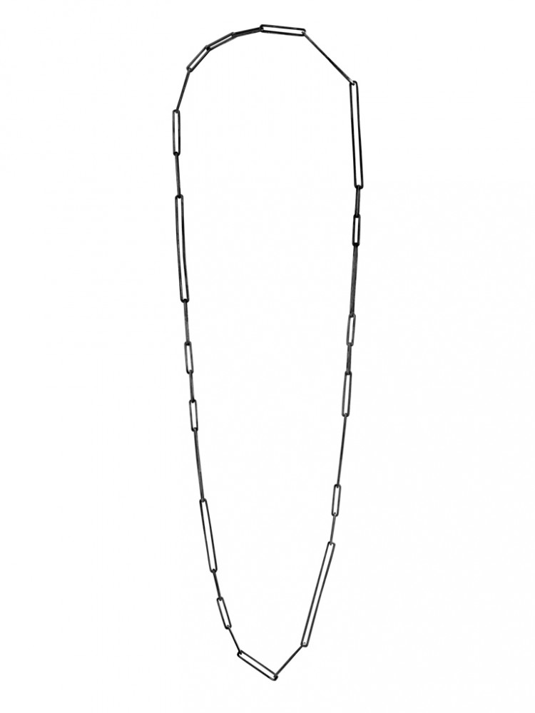 Collier N020, col. black