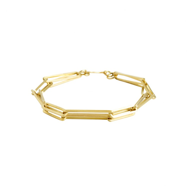 Armband N020, col. gold