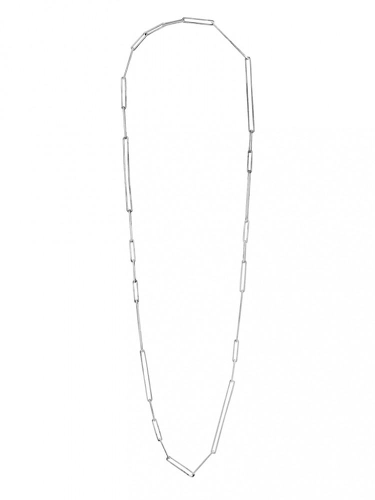 Collier N020S, col. silver