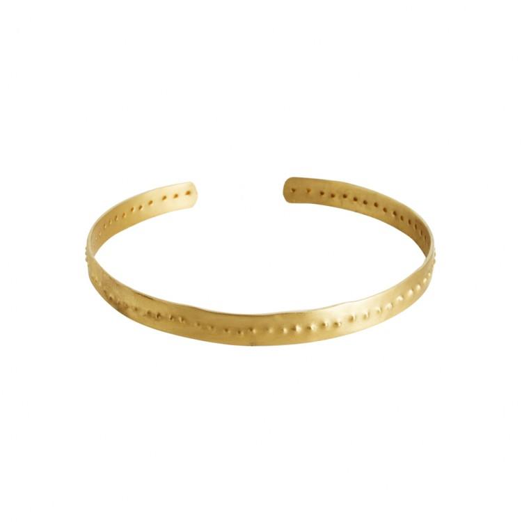 Armreif N021-1, col. gold