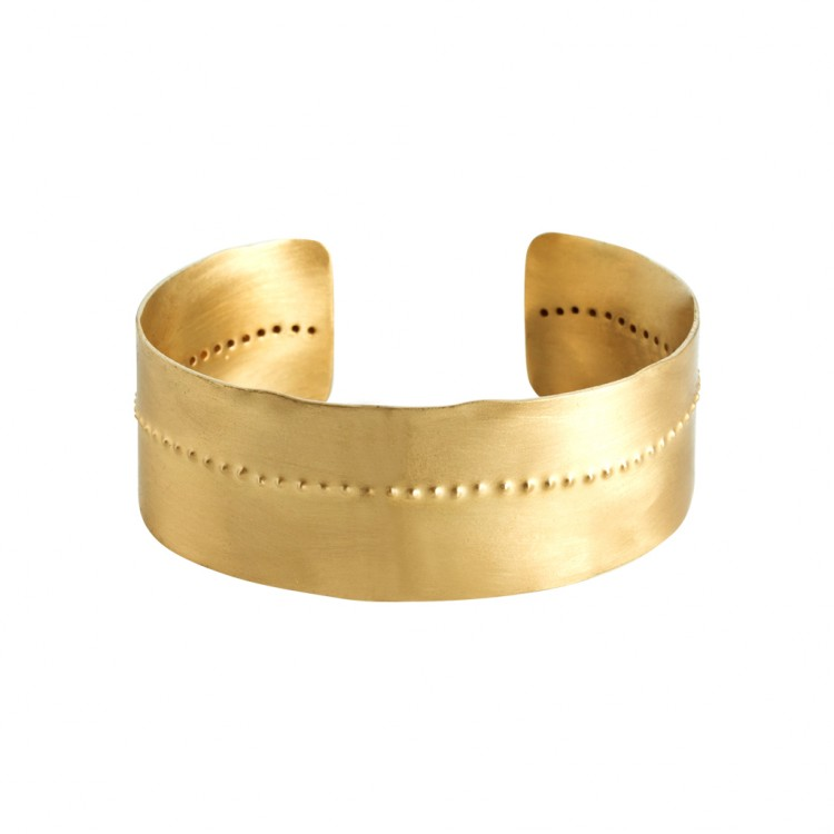Armreif N021-2, col. gold