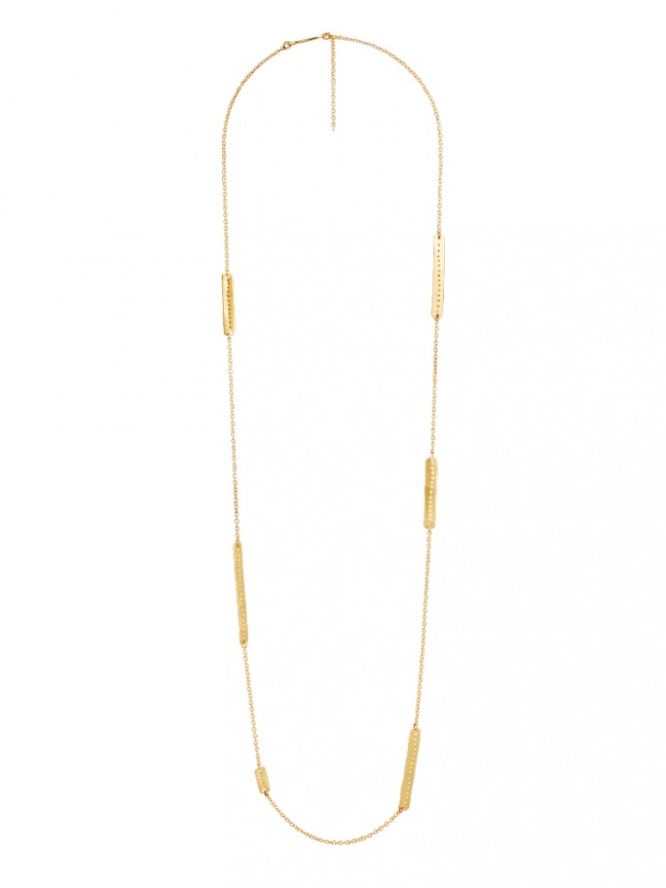 Collier N021, col. gold