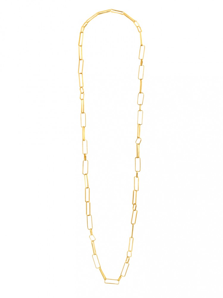 Collier N022, col. gold