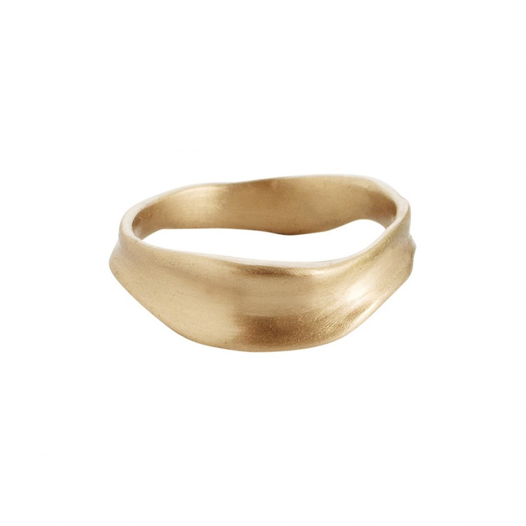 Ring N024-1, col. gold, Gr.#54