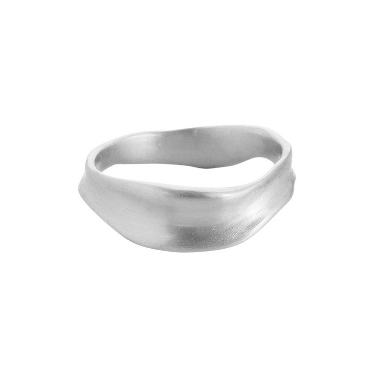 Ring N024-1, col. silber, Gr. #58