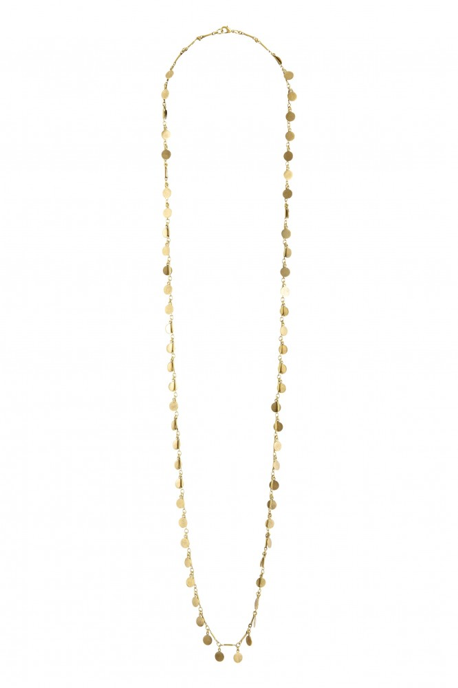 Collier N029, col. gold