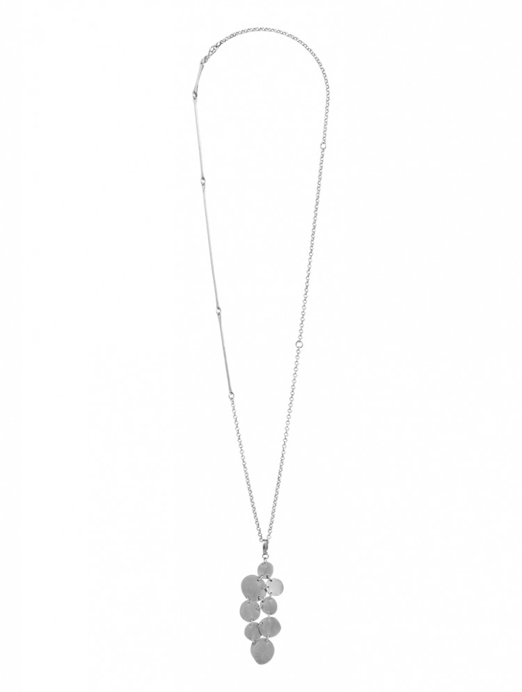 Collier N034-1, col. silber