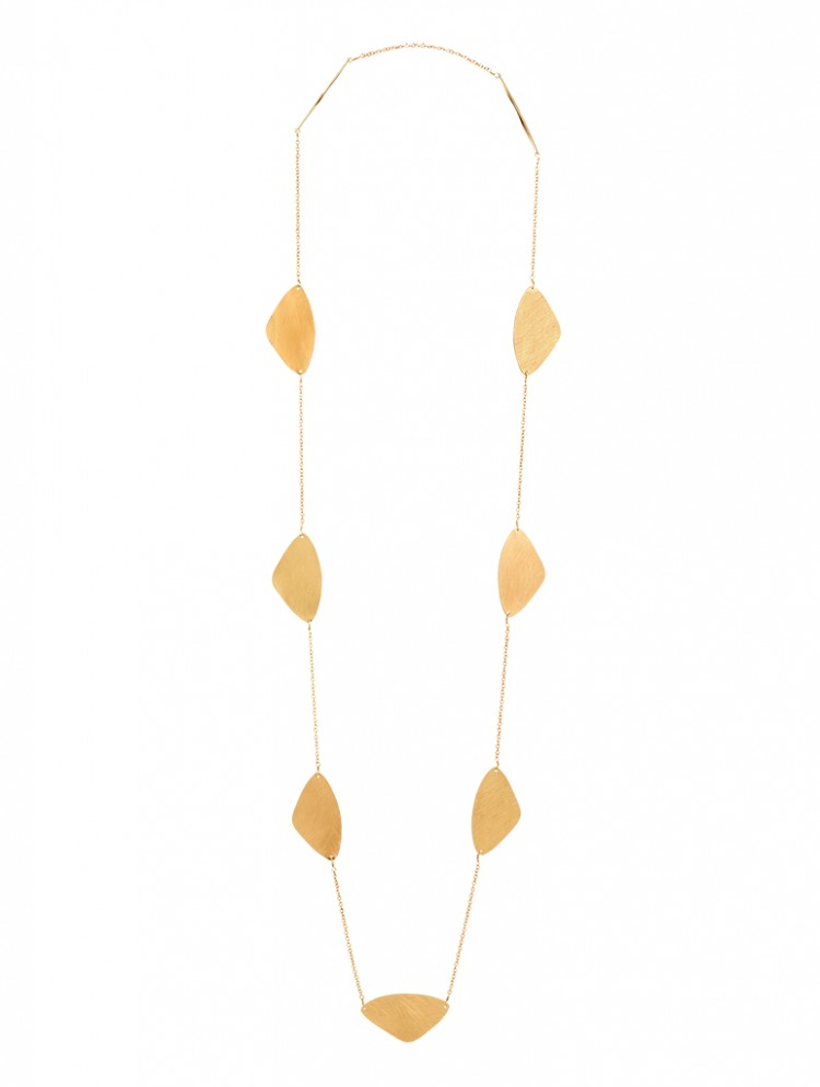 Collier N037, col. gold