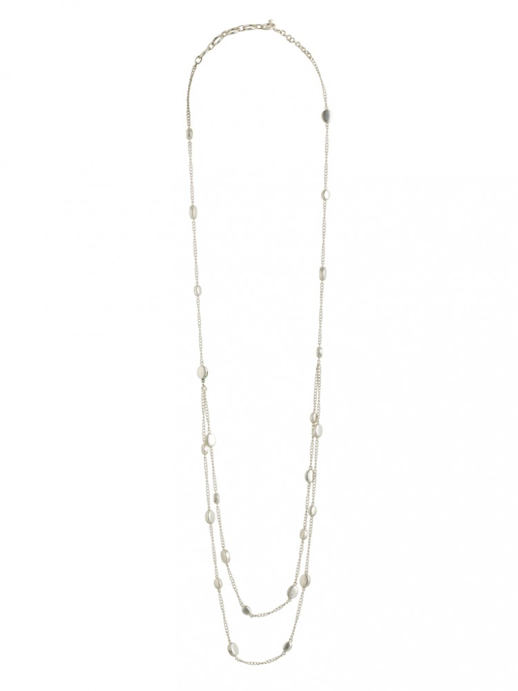 Collier N039, col. silber