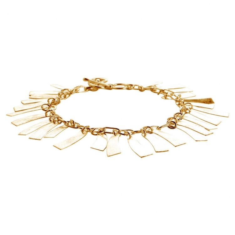 Armband N040, col. gold