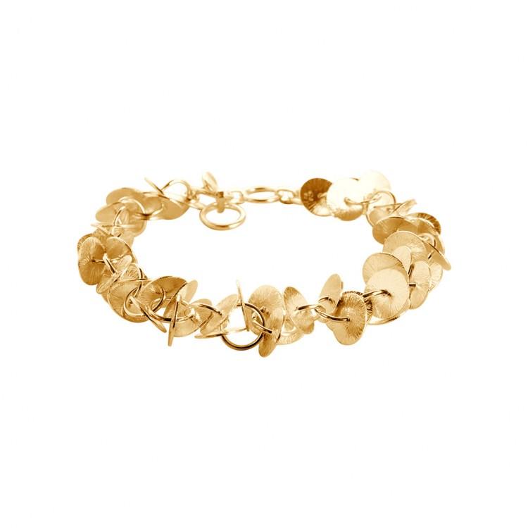 Armband N041, col. gold