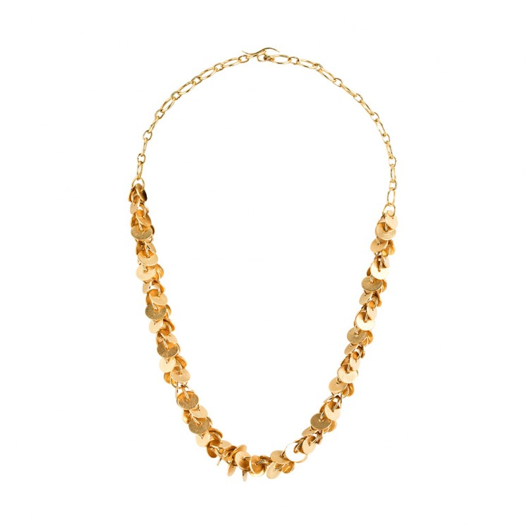 Collier N041, col. gold