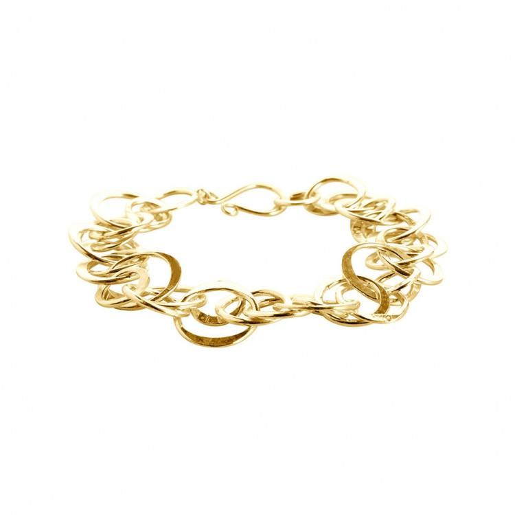Armband N042, col. gold