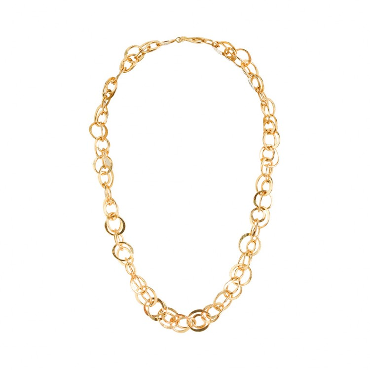 Collier N042, col. gold