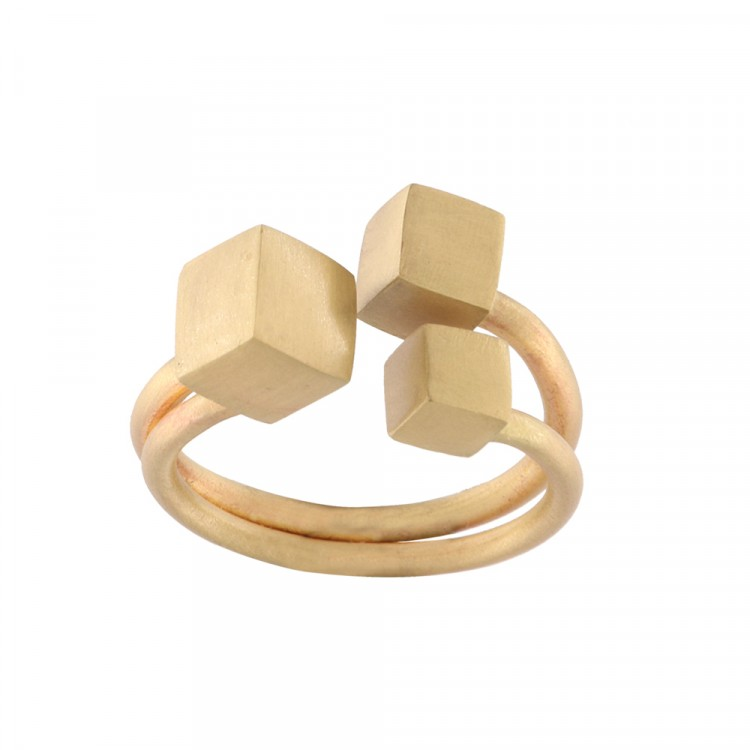 Ring N051G-RI, col. gold